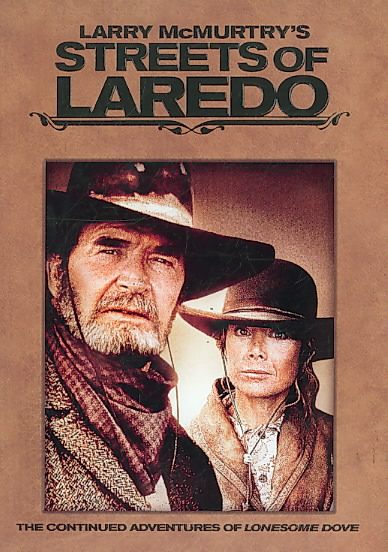 STREETS OF LAREDO BY GARNER,JAMES (DVD)